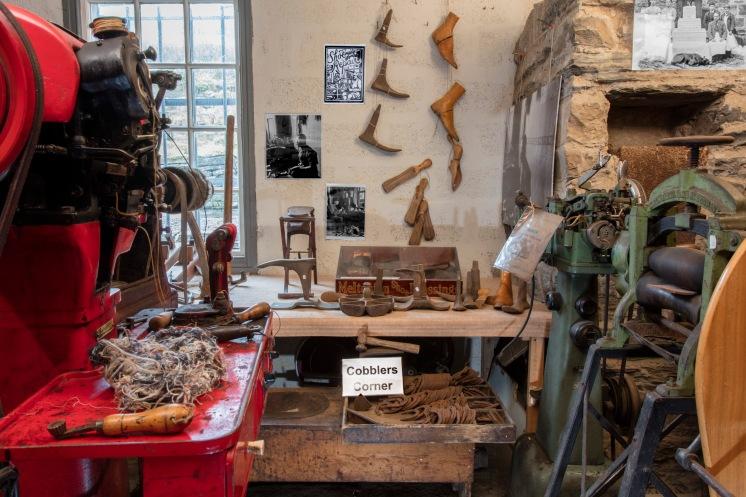 MATHER_1738_Heritage Museum Machine shop Cobblers' corner